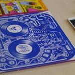 Альбом диджея Qbert получил уникальную интерактивную обложку