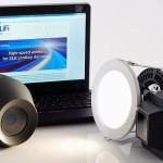 В интернет через лампочку с помощью Li-Fi