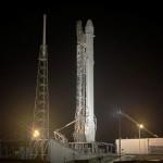 «Космический грузовик» Dragon запущен с мыса Канаверал