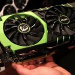 MSI демонстрирует видеокарту GeForce GTX 970 Gaming 100ME
