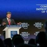 Что Запад не услышал от Порошенко на всемирном форуме в Давосе