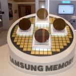 CES 2015: Samsung показала новейшие чипы TLC 3D V-NAND