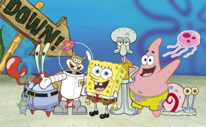 spongebob_squarepants_wall