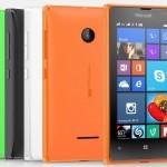 В России начались продажи двухсимочного смартфона Microsoft Lumia 532
