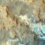Curiosity с высоты марсианской орбиты
