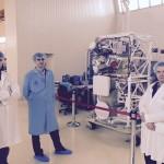 Испытания спутника «Ломоносов» закончатся в июне