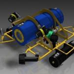 Российский подводный робот-разведчик готовится к испытаниям