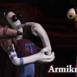 Видео: история создания главных героев пластилинового квеста Armikrog