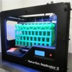 Первый в мире 3D-принтер-сканер
