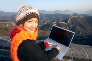 Численность китайской интернет-аудитории
