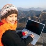 Численность китайской интернет-аудитории достигла 650 млн человек