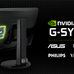 Мобильная версия NVIDIA G-Sync не потребует специального адаптера