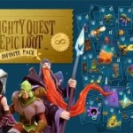 Релиз F2P-игры The Mighty Quest for Epic Loot от Ubisoft. Видео