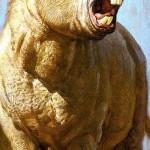 Вес крупнейшего из древних грызунов достигал тонны