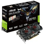 ASUS оснастила ускоритель GeForce GTX 750 Ti Strix памятью объёмом 4 Гбайт