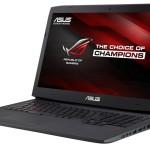 ASUS ROG G751JL: игровой ноутбук с 17,3 экраном и ускорителем GeForce GTX 965M
