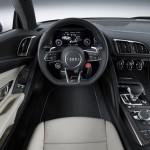 Новый спорткар Audi R8 разгоняется до 100 км/ч за 3,2 секунды