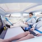 Появление робомобилей позволит сократить численность автопарка и разгрузить дороги