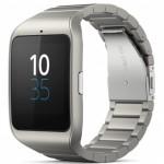 «Умные» часы Sony SmartWatch 3 с металлическим ремешком появились в России