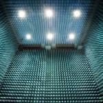 Испытательная камера ESA блокирует любое электромагнитное излучение