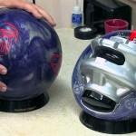 Как устроен профессиональный шар для боулинга?