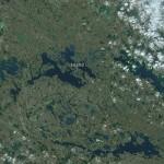 Спутник NASA обнаружил остров в озере на острове внутри озера на острове