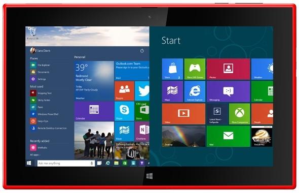 Arm планшет со snapdragon 805 и windows rt