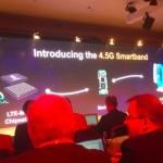 Huawei представила первый в мире «умный» браслет с поддержкой 4.5G