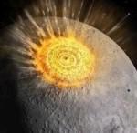 Луна подверглась метеоритным бомбардировкам 4 млрд лет назад - ученые