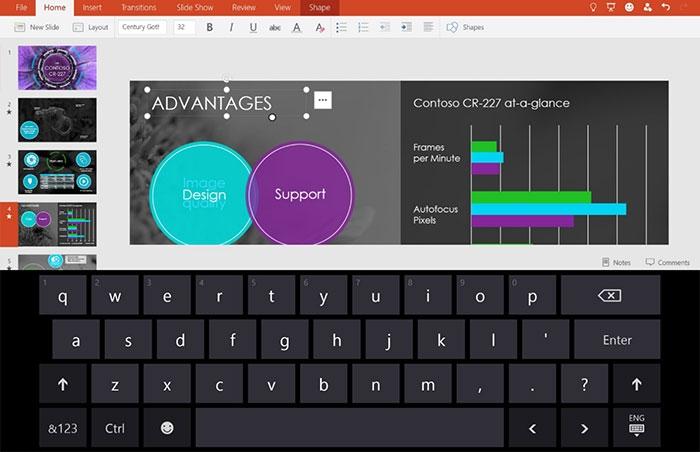 предварительная версия Office9