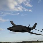 SkyProwler: гибрид квадрокоптера и мини-самолёта. Видео