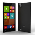 Китайский производитель запустил на мировой рынок смартфон без физических кнопок