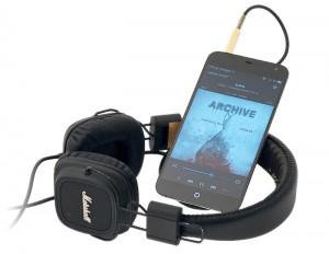 смартфоны по звуку
