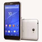 Смартфон Sony Xperia E4g поддерживает сети LTE