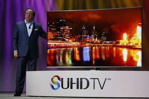 телевизоры на квантовых точках