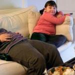Британские учёные обнародовали статистику количества детей с лишним весом
