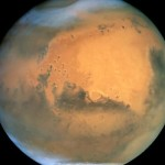 NASA: на Марсе было огромное количество воды