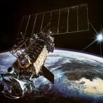 Американский метеоспутник разрушился на орбите