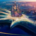 Toshiba показала город будущего Bring Life Forward