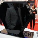 CeBIT 2015: разнообразные корпуса Chieftec