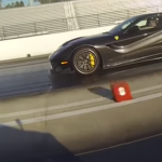 Способен ли Tesla Model S P85D утереть нос Ferrari F12berlinetta?