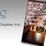 Japan Display начала выпуск первых WQHD-экранов с технологией In-cell Touch