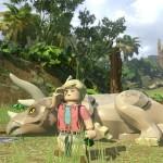 Видео: геймплейный трейлер LEGO Jurassic World