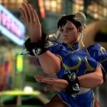 Релиз файтинга Street Fighter V состоится лишь через год