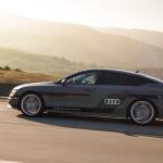 Робомобили Audi полагаются на два десятка сенсоров
