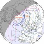 Солнечное затмение будет наблюдаться 20 марта