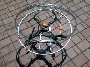 дрон-видеооператор