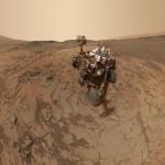 Лучшее панорамное селфи с Марса