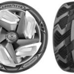 Компания Goodyear превратила шины в генераторы, снабжающие дополнительной энергией ваш автомобиль
