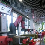 Robovision: австралийские ученые разрабатывают роботов, обладающих способностью визуального восприят...